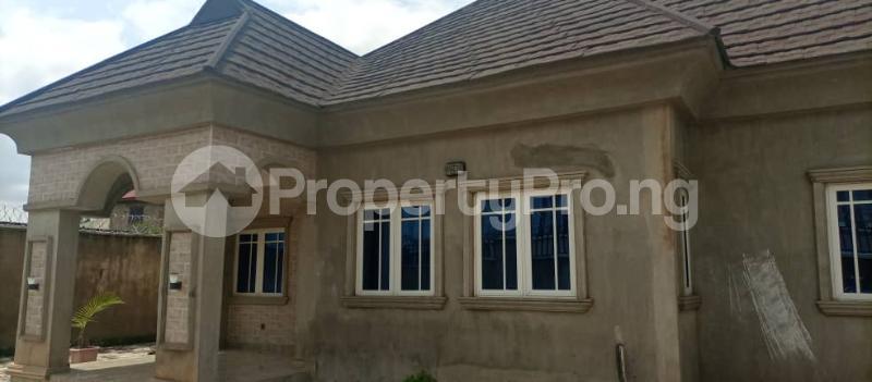 4 bedroom Terraced Bungalow House for sale Ile Titun, Beside Dss Estate Ibadan Oyo - 0