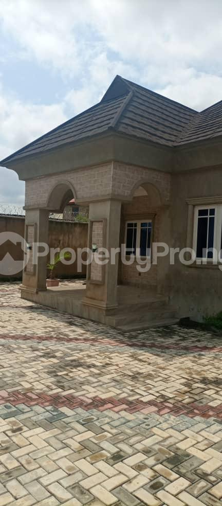 4 bedroom Terraced Bungalow House for sale Ile Titun, Beside Dss Estate Ibadan Oyo - 11