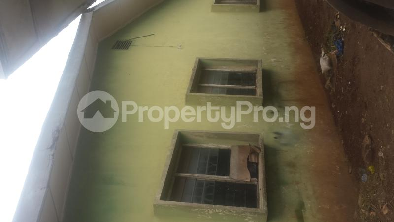House for sale 4 Bedroom Bungalow On A 70x100 Land Size With Bq Along Iyesigie Street Off Oro Street. Easily Accessible From 5 Junction Is Available For Sales At #15 Milion Naira Negotiable. This Location Is At The Centre City Adjacent O&a Hotel Egor Edo - 2
