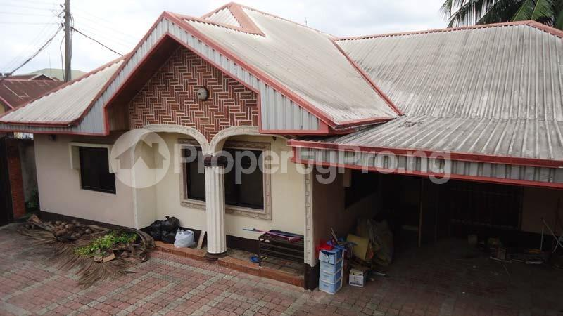 4 bedroom Detached Bungalow House for sale Jerry lane Ogbatai woji Ikwerre Port Harcourt Rivers - 1