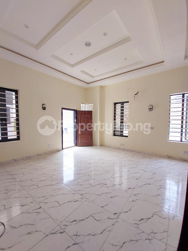 4 bedroom Semi Detached Duplex for sale Lekki Phase 1 Lekki Lagos - 13