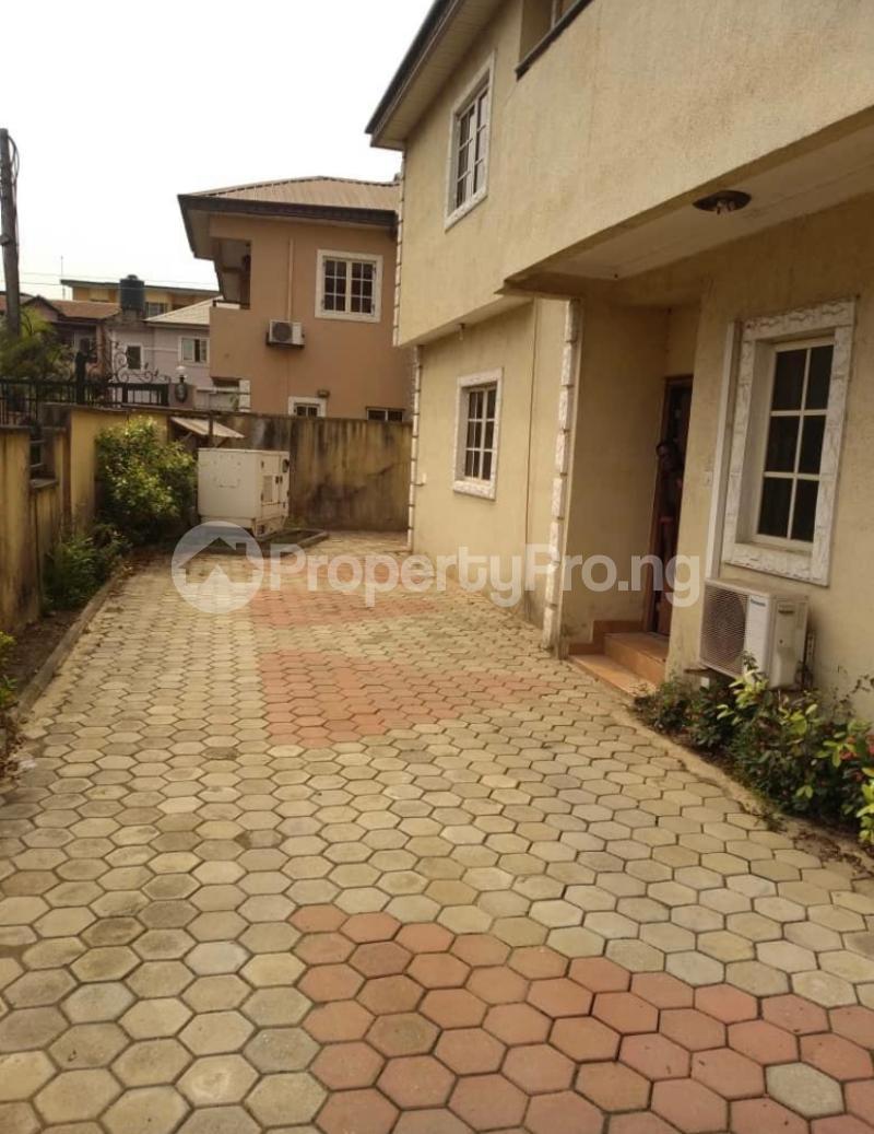 4 bedroom House for sale Ifako-gbagada Gbagada Lagos - 1