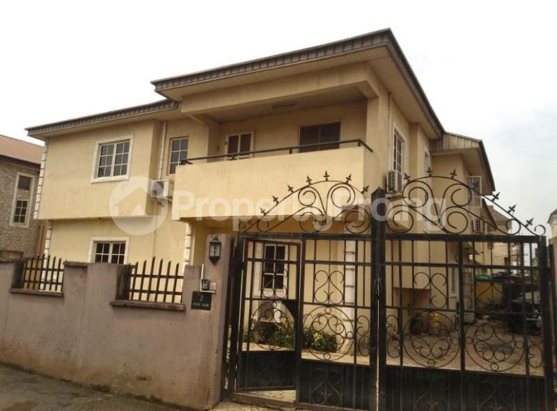 4 bedroom House for sale Ifako-gbagada Gbagada Lagos - 4