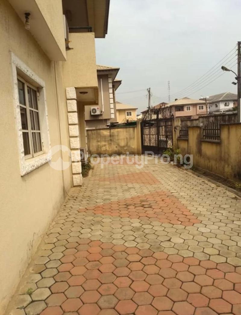 4 bedroom House for sale Ifako-gbagada Gbagada Lagos - 0
