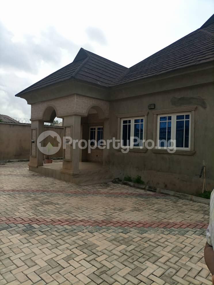 4 bedroom Detached Bungalow for sale Deeper Life Church, Dss Area, Ile Titun. Ibadan Oyo - 0