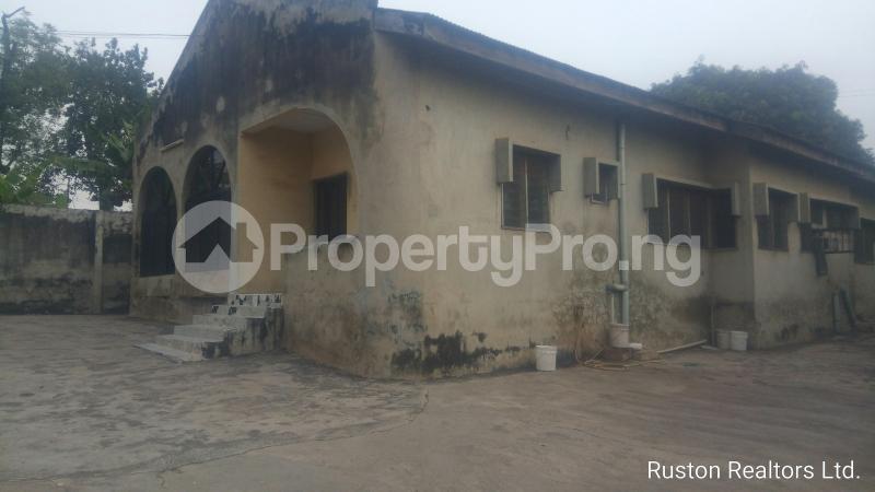 4 bedroom Detached Bungalow House for sale Iyaganku GRA Iyanganku Ibadan Oyo - 1