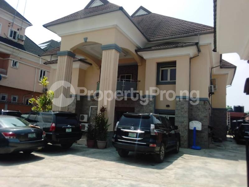 4 bedroom Detached Duplex House for sale Ikate, elegushi Abule Egba Lagos - 0