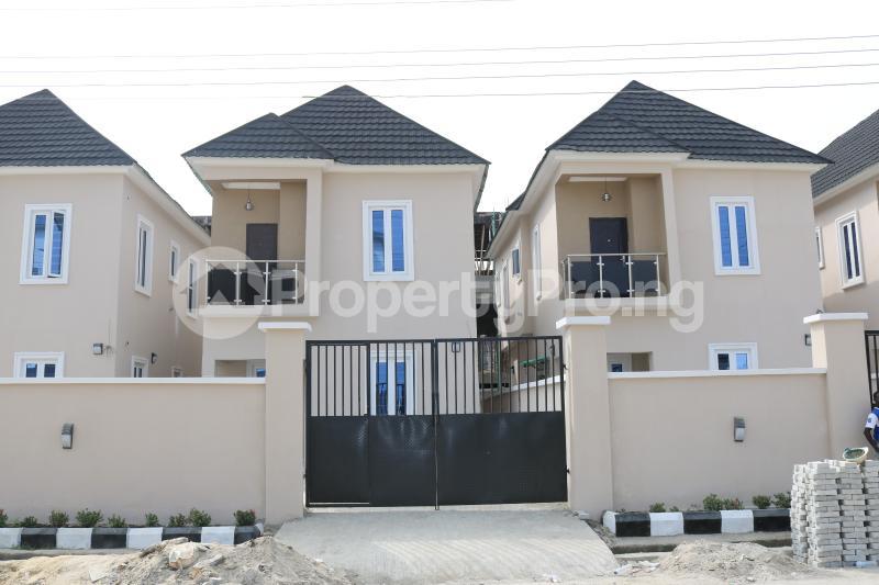 4 bedroom Detached Duplex House for sale Off Lekki-Epe Expressway Ajah Lagos - 0