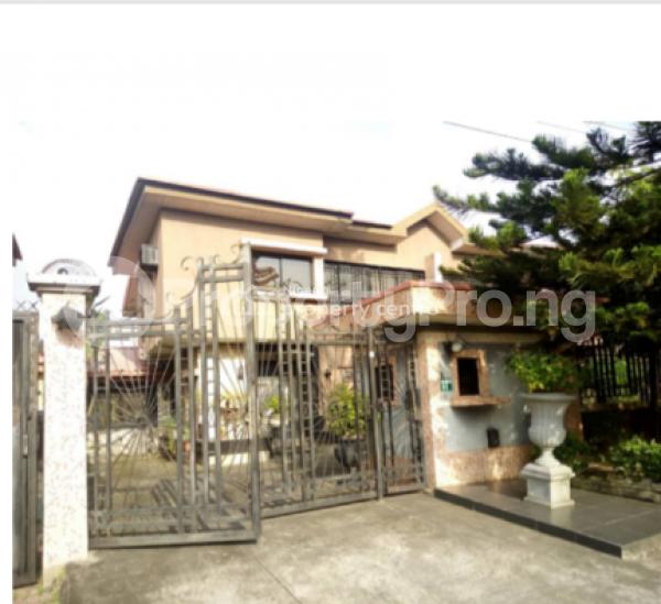4 bedroom Detached Duplex House for sale   Femi Okunnu Estate  Jakande Lekki Lagos - 1