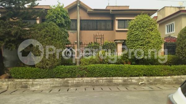 4 bedroom Detached Duplex House for sale   Femi Okunnu Estate  Jakande Lekki Lagos - 0