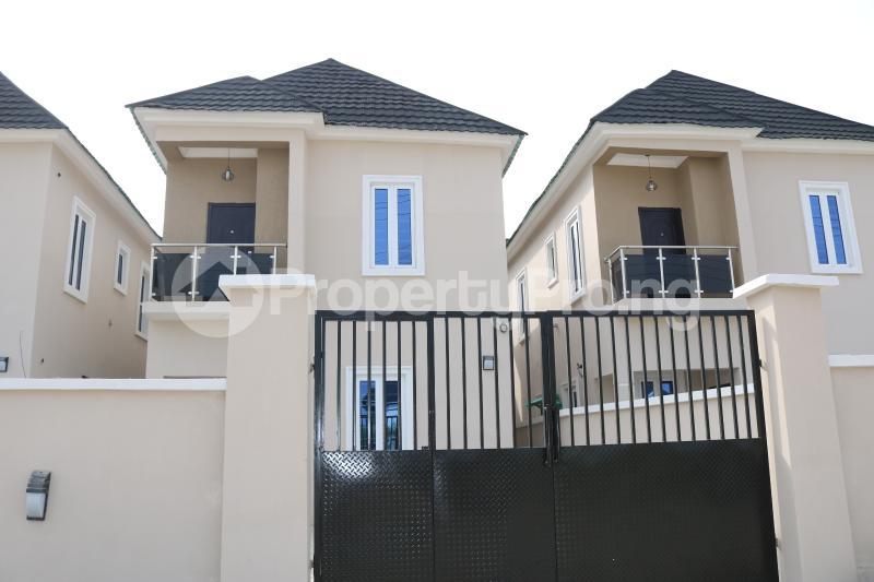 4 bedroom Detached Duplex House for sale Off Lekki-Epe Expressway Ajah Lagos - 1