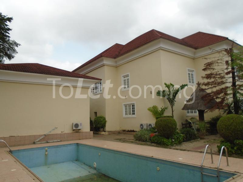 4 bedroom House for rent - Asokoro Abuja - 3