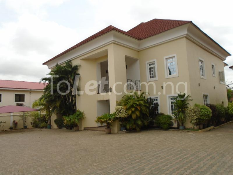 4 bedroom House for rent - Asokoro Abuja - 1