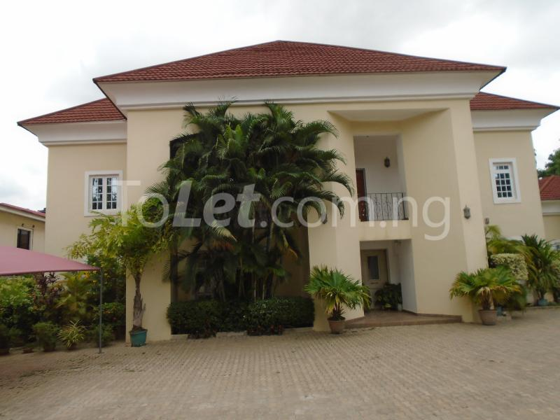 4 bedroom House for rent - Asokoro Abuja - 2