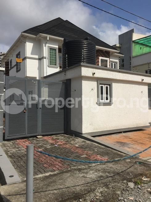 4 bedroom Detached Duplex House for sale Dr Quaun Hakeem Nabeeb Close Lekki Lagos - 1