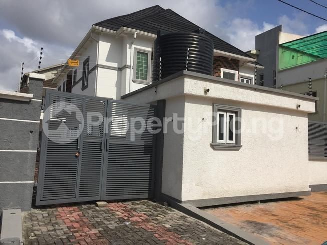 4 bedroom Detached Duplex House for sale Dr Quaun Hakeem Nabeeb Close Lekki Lagos - 0