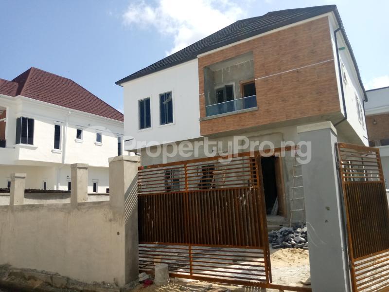 4 bedroom House for sale Lekki Palm City Estate Ado Ajah Lagos - 1