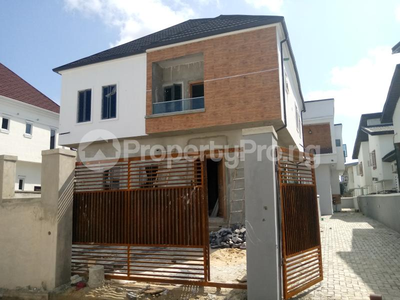 4 bedroom House for sale Lekki Palm City Estate Ado Ajah Lagos - 2