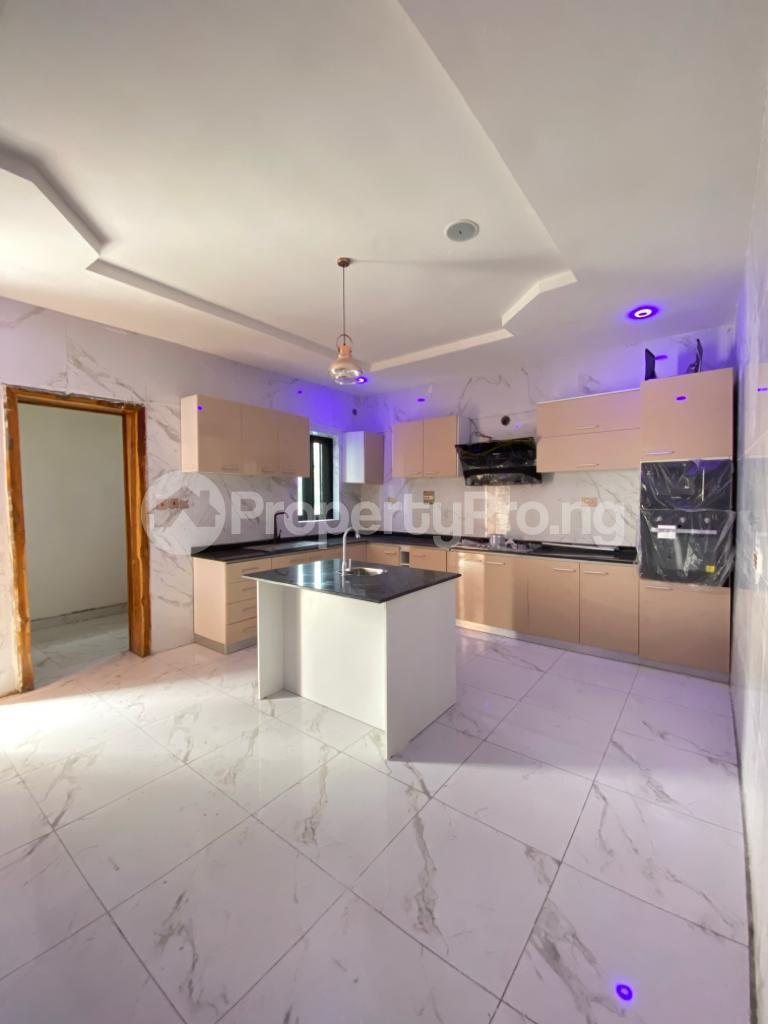 4 bedroom Detached Duplex House for sale Royal Gardens  Ajiwe Ajah Lagos - 11