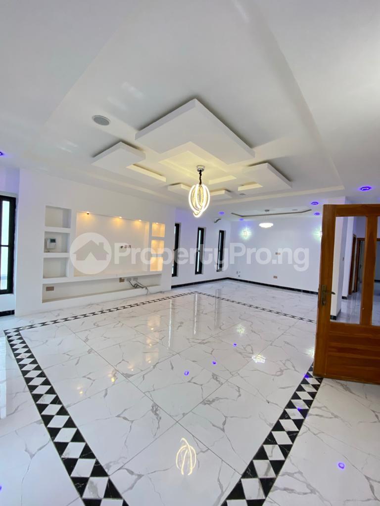 4 bedroom Detached Duplex House for sale Royal Gardens  Ajiwe Ajah Lagos - 7