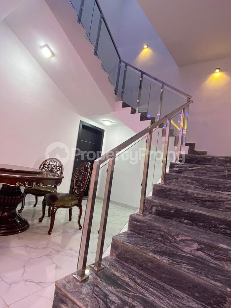 4 bedroom Detached Duplex House for sale Lakeview Park Estate Off Orchid Road chevron Lekki Lagos - 4