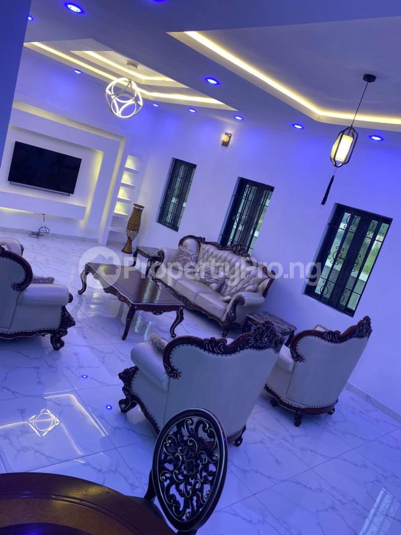 4 bedroom Detached Duplex House for sale Lakeview Park Estate Off Orchid Road chevron Lekki Lagos - 2
