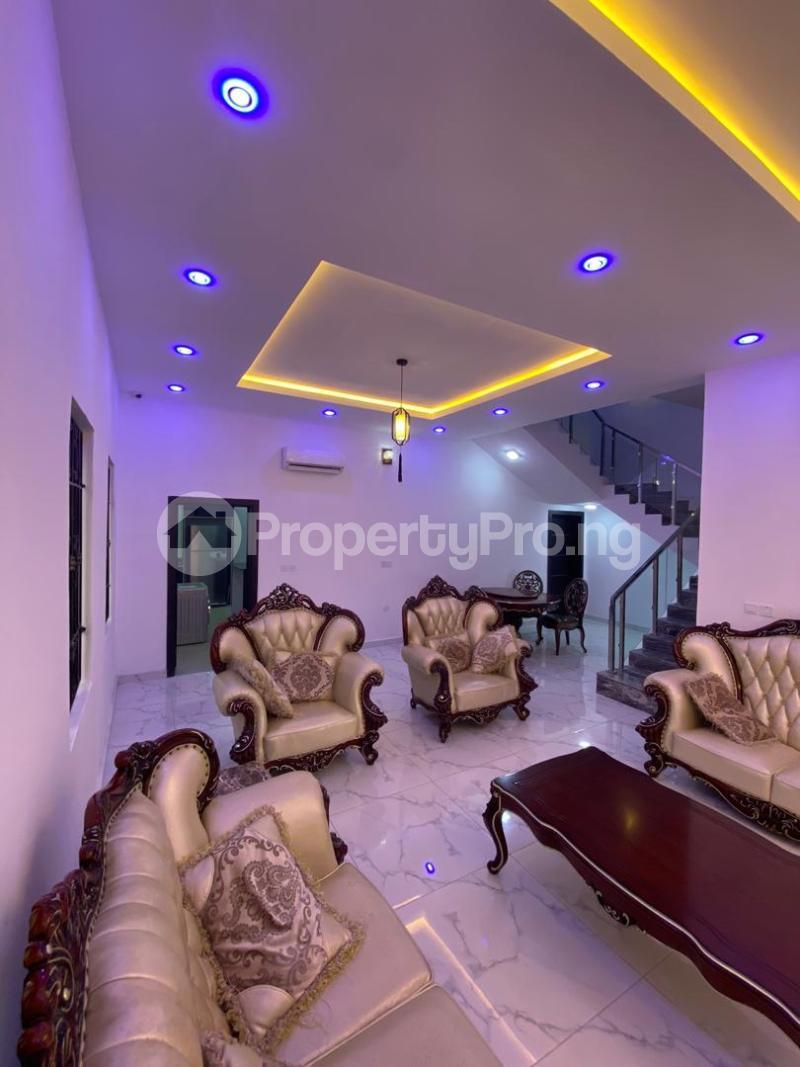 4 bedroom Detached Duplex House for sale Lakeview Park Estate Off Orchid Road chevron Lekki Lagos - 8