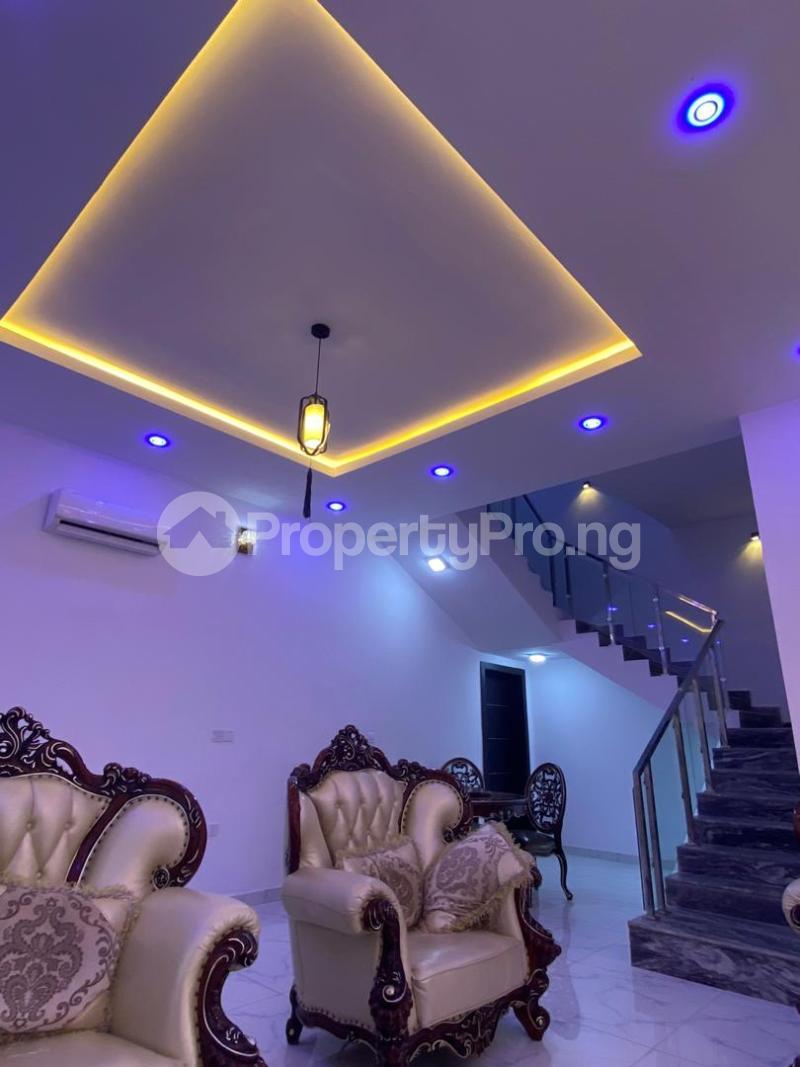 4 bedroom Detached Duplex House for sale Lakeview Park Estate Off Orchid Road chevron Lekki Lagos - 3