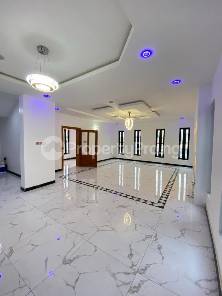 4 bedroom Detached Duplex House for sale Royal Gardens  Ajiwe Ajah Lagos - 9