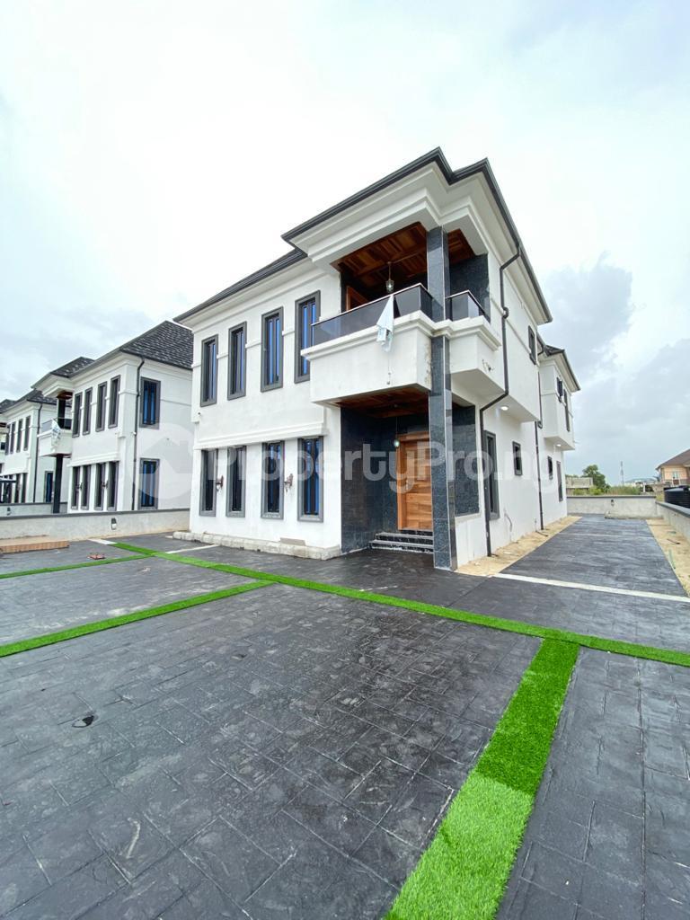 4 bedroom Detached Duplex House for sale Royal Gardens  Ajiwe Ajah Lagos - 10