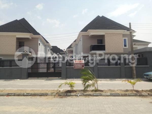 4 bedroom House for rent Lekki Palm City Estate Ado Ajah Lagos - 8