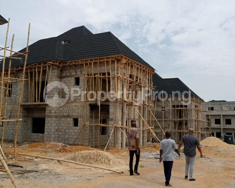 4 bedroom Detached Duplex House for sale King's park lane Kukwuaba Abuja - 1