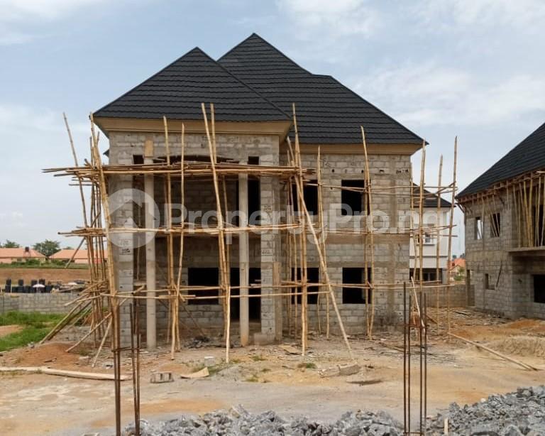 4 bedroom Detached Duplex House for sale King's park lane Kukwuaba Abuja - 0