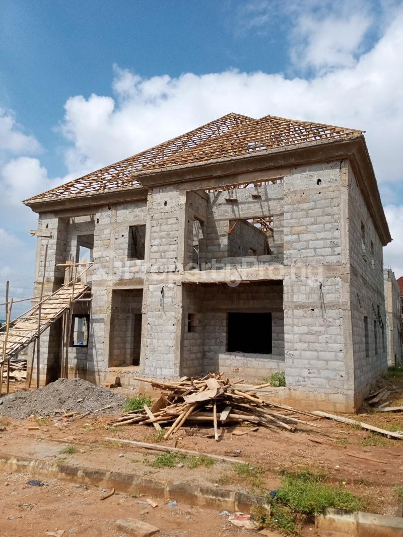4 bedroom Detached Duplex House for sale King's park lane Kukwuaba Abuja - 4