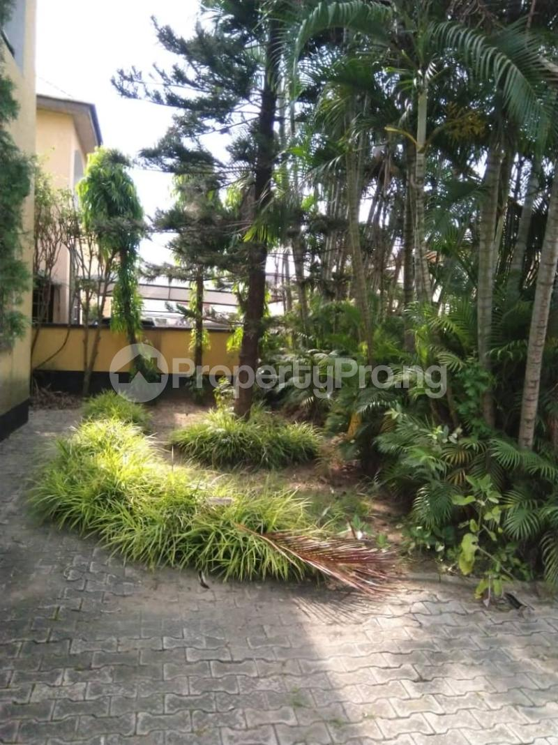 4 bedroom Detached Duplex House for sale Peace Court Estate, Adeyemo Alakija, Ikeja GRA, Lagos. Ikeja GRA Ikeja Lagos - 4