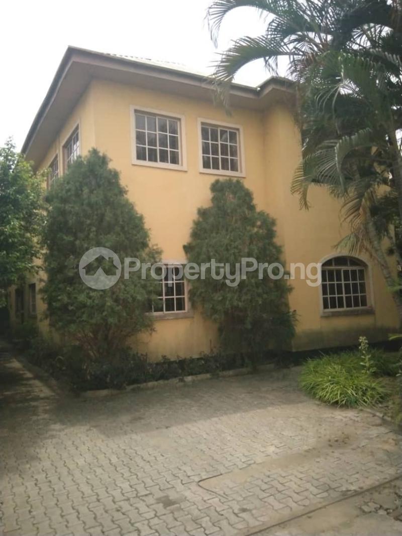 4 bedroom Detached Duplex House for sale Peace Court Estate, Adeyemo Alakija, Ikeja GRA, Lagos. Ikeja GRA Ikeja Lagos - 0