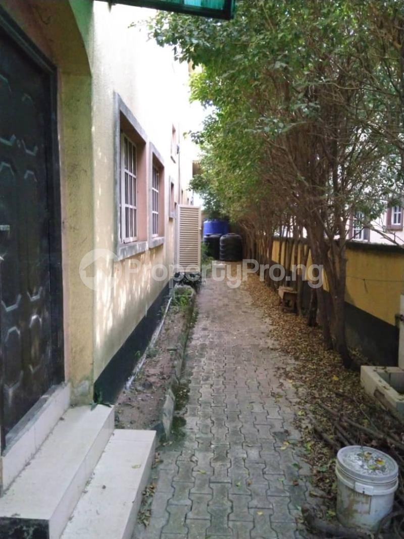 4 bedroom Detached Duplex House for sale Peace Court Estate, Adeyemo Alakija, Ikeja GRA, Lagos. Ikeja GRA Ikeja Lagos - 1
