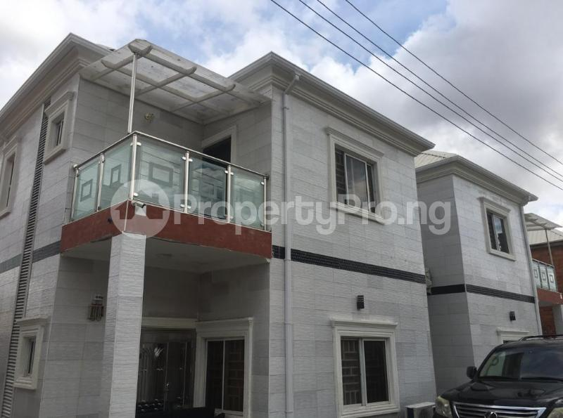 4 bedroom House for sale Brick city estate phase 2, Abuja Central Area Abuja - 0