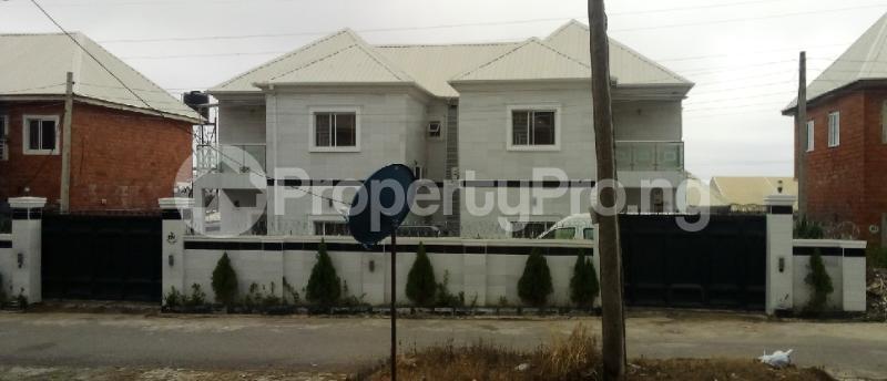 4 bedroom House for sale Brick city estate phase 2, Abuja Central Area Abuja - 8