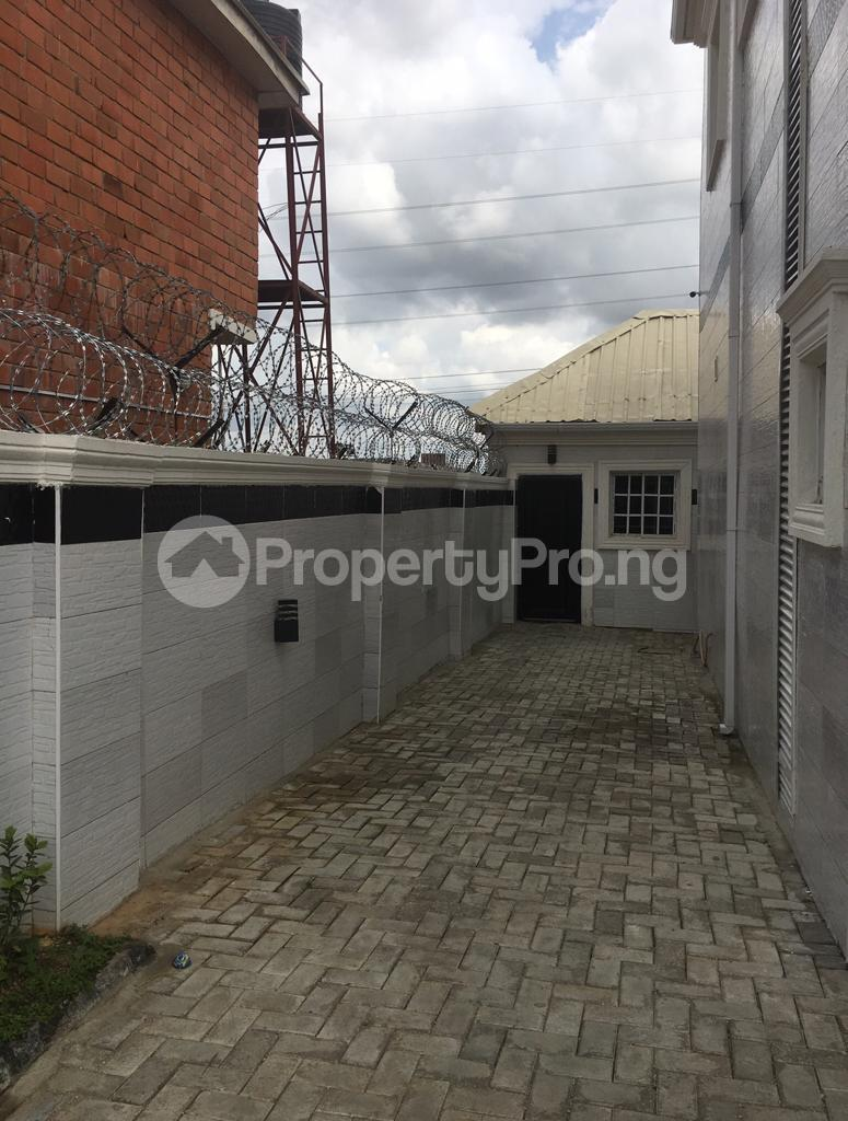 4 bedroom House for sale Brick city estate phase 2, Abuja Central Area Abuja - 7
