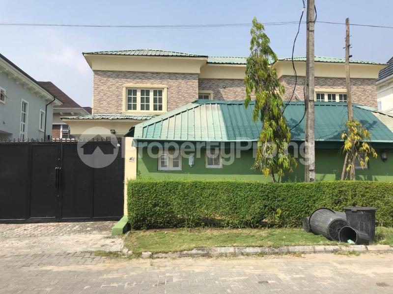 4 bedroom Detached Duplex House for rent Agungi Lekki Lagos - 0