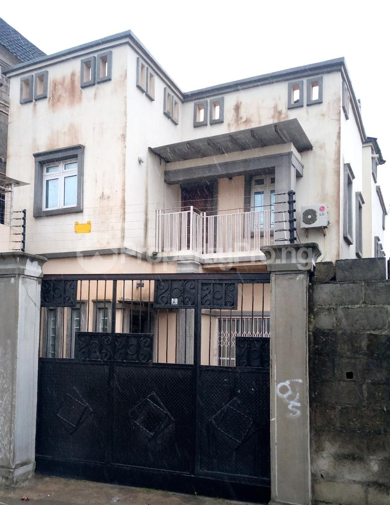 4 bedroom Detached Duplex House for rent Ologolo Ologolo Lekki Lagos - 3