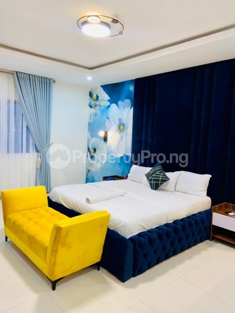 4 bedroom Detached Duplex for shortlet Ikate Lekki Lagos - 15