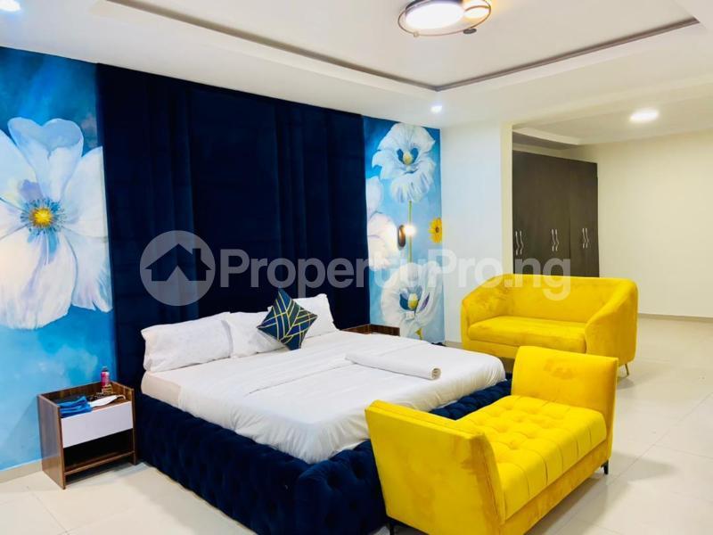 4 bedroom Detached Duplex for shortlet Ikate Lekki Lagos - 13