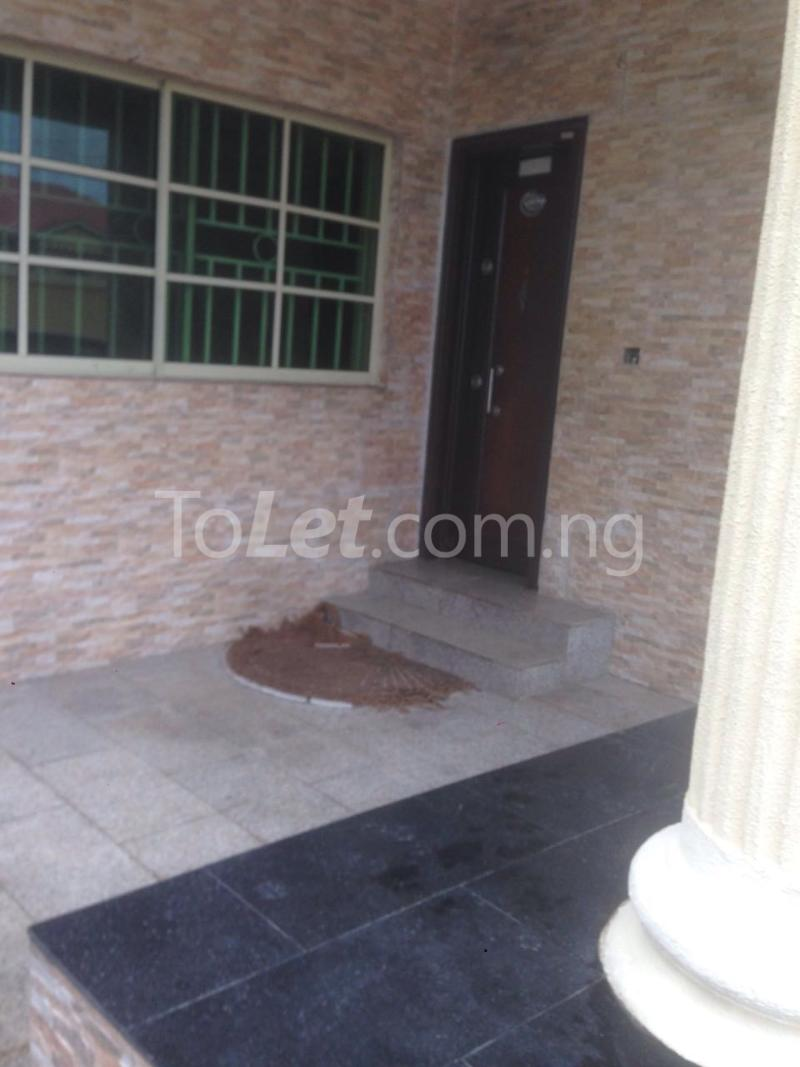 4 bedroom House for rent Alpha Beach Road Off Atlantic View Estate Lekki Phase 2 Lekki Lagos - 1