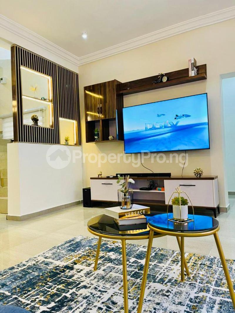 4 bedroom Detached Duplex for shortlet Ikate Lekki Lagos - 1