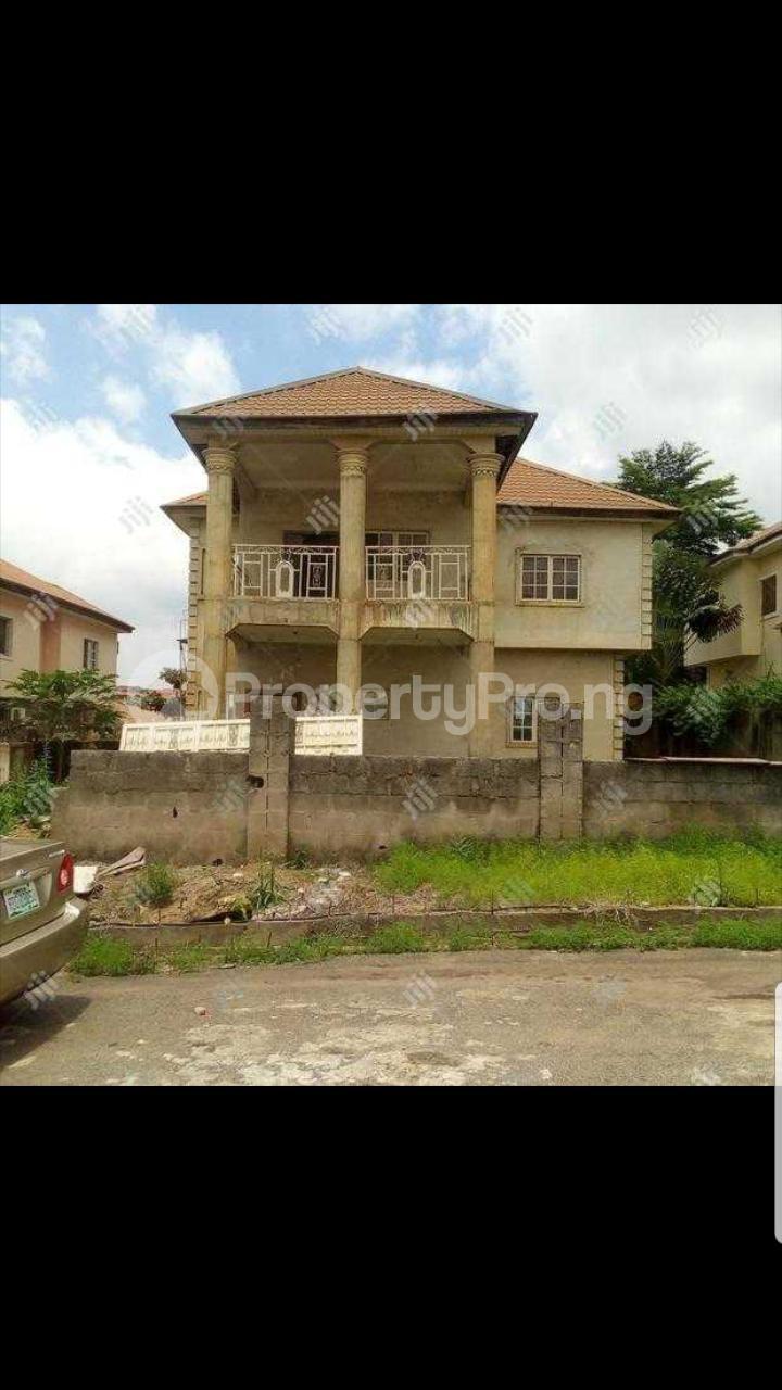 4 bedroom Detached Duplex House for sale Lokogoma Abuja - 5