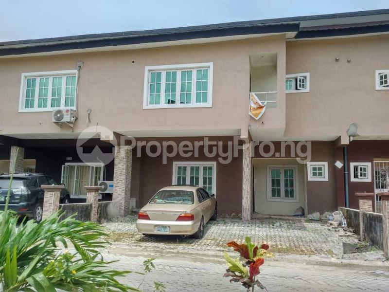 4 bedroom Detached Duplex for sale Phase 2 Opp Abraham Adesanya, Ajah Lagos Lekki Gardens estate Ajah Lagos - 1