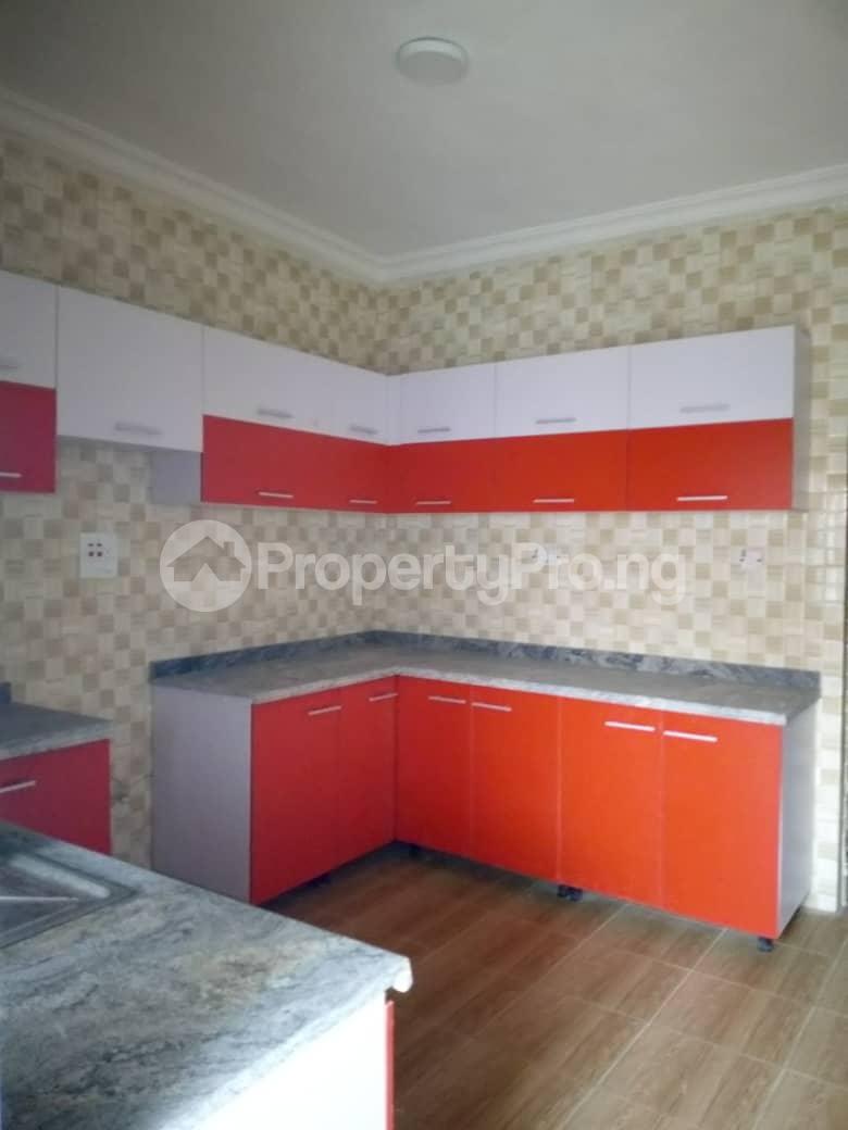 4 bedroom Semi Detached Duplex for rent Atlantic View Estate; Igbo-efon Lekki Lagos - 4