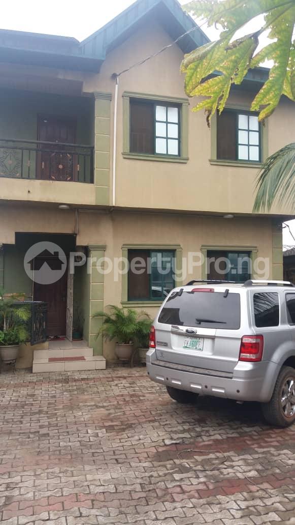 4 bedroom House for sale Labak Estate Oko oba Agege Lagos - 0